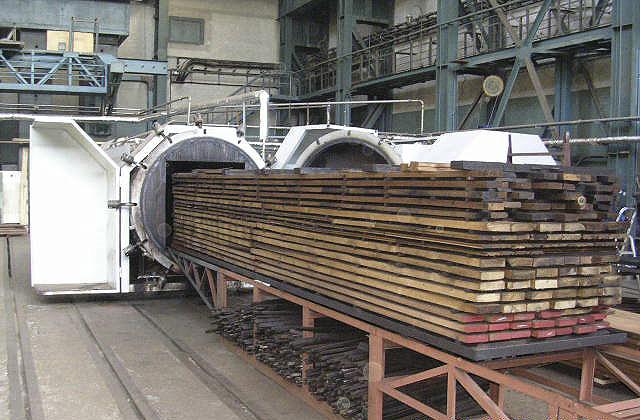 производство древесного